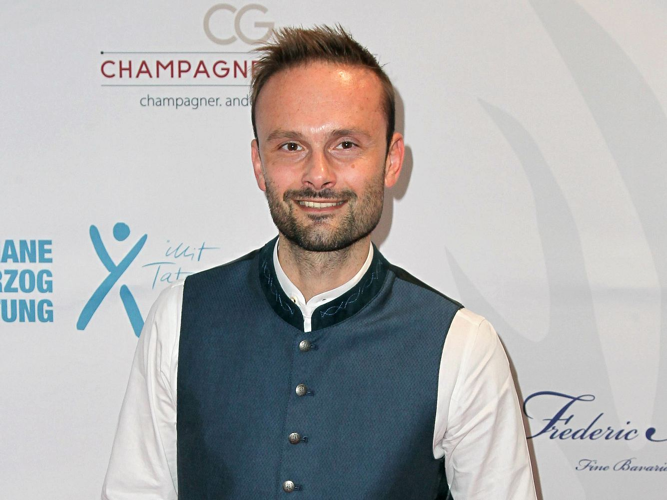 Michael Sandorov spielt seit 2005 bei 'Sturm der Liebe' mit.