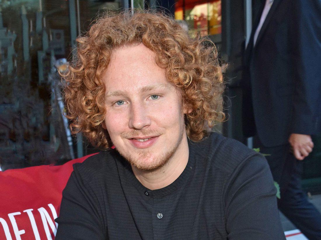 Michael Schulte ist stolzer Vater eines Sohns.