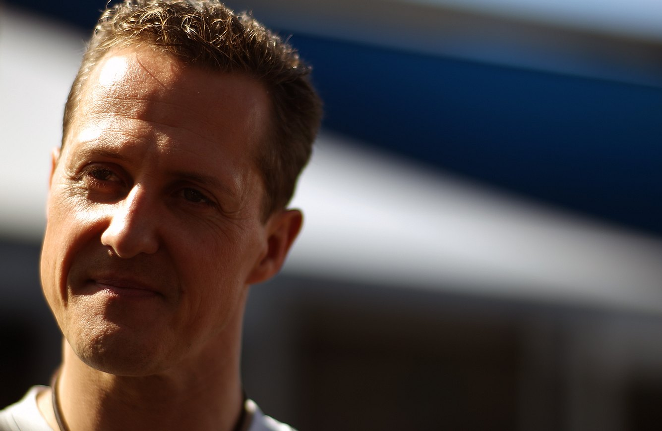 Michael Schumacher 2011 in Melbourne.