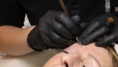 Microblading: Augenbrauen dauerhaft verschönern
