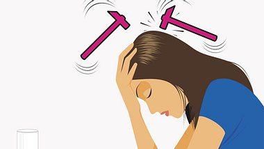 Migräne mit Aura stoppen