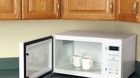 In einer Mikrowelle lassen sich nicht nur Mahlzeiten zubereiten und Kaffee erwärmen. - Foto: DonNichols / iStock