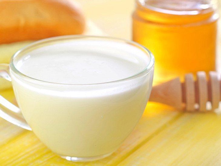 Milch Bei Halsschmerzen Ja Oder Nein