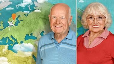 Mit 80 Jahren um die Welt: Das wurde aus Norbert und Erika