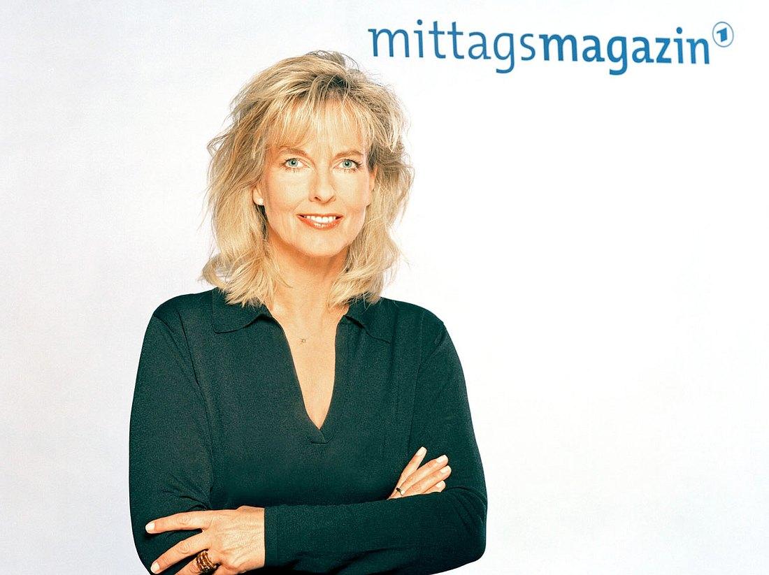 Hannelore Fischer vom Mittagsmagazin