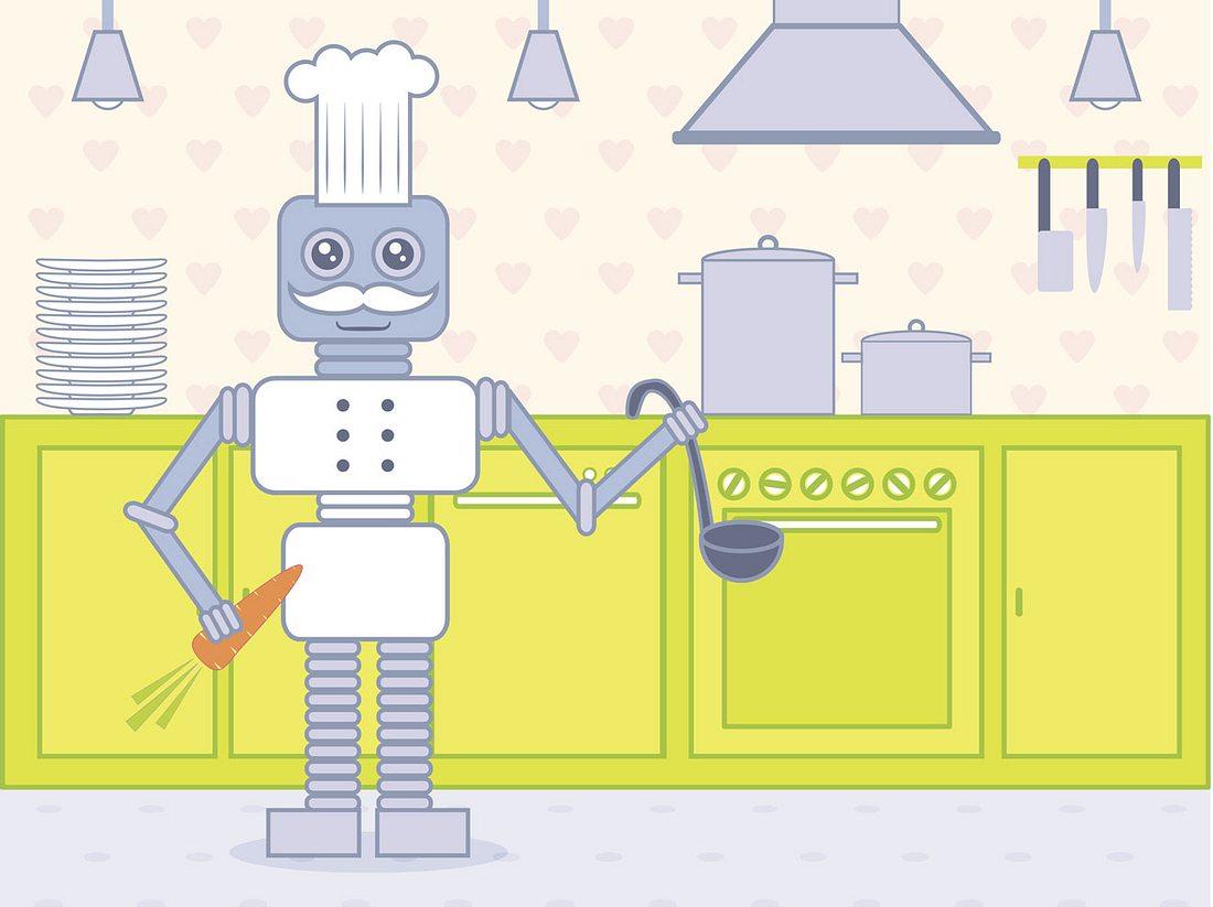 Was können moderne Küchengeräte?