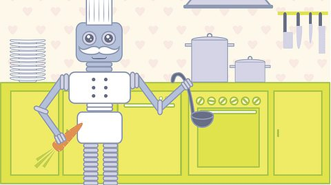 Was können moderne Küchengeräte? - Foto: los_ojos_pardos / iStock