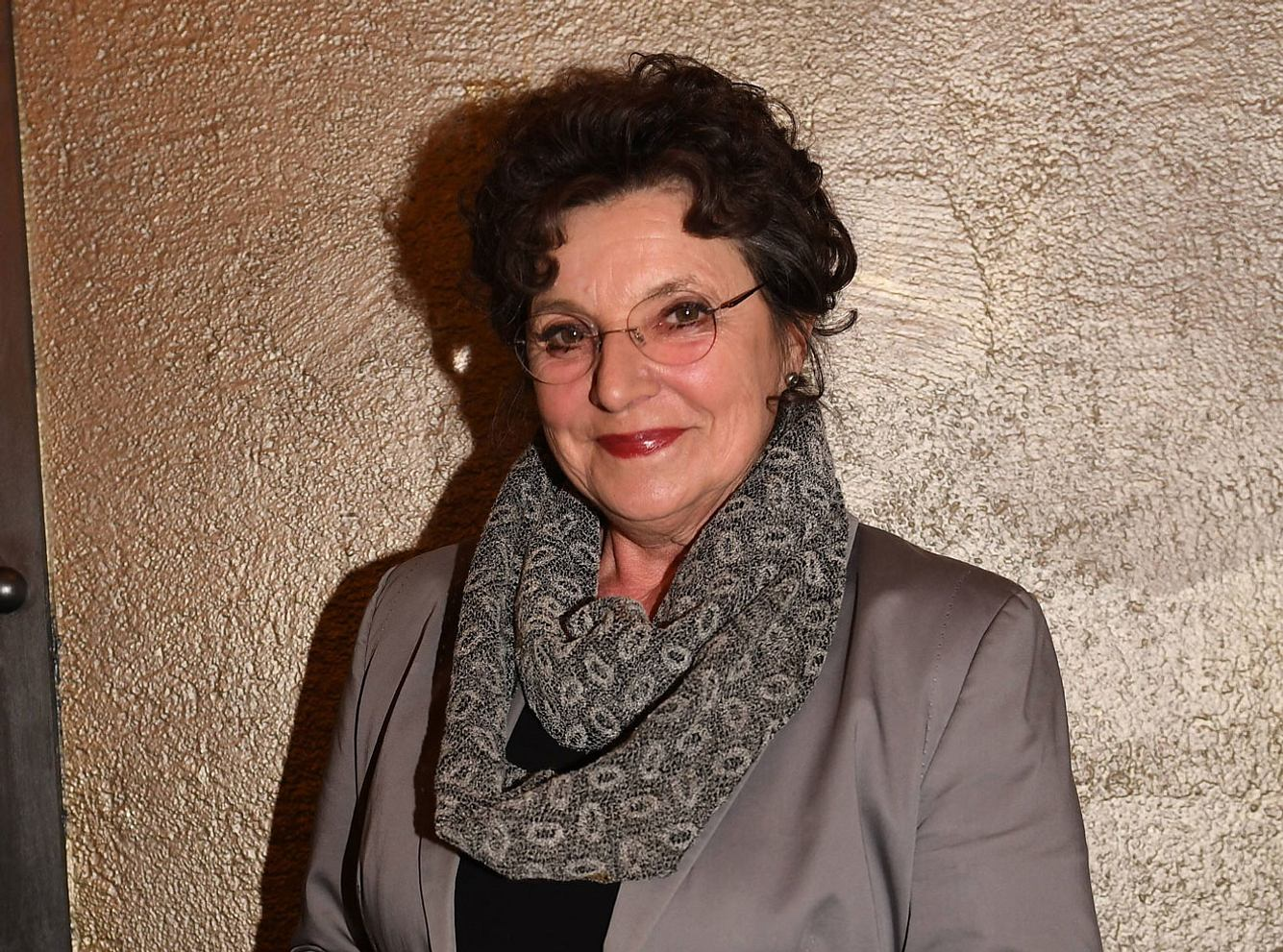 Schauspielerin Monika Baumgartner.
