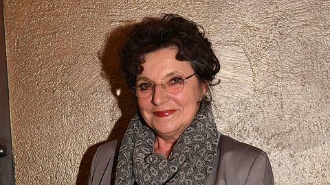 Schauspielerin Monika Baumgartner. - Foto: imago images / Spöttel Picture