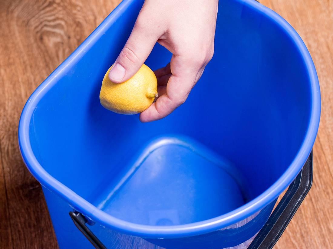 Was tun, wenn der Mülleimer stinkt?