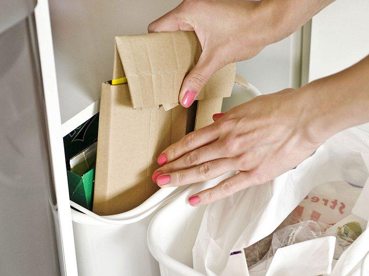 Worauf sollte man bei der Mülltrennung achten?