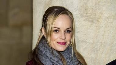 Tatort-Star Friederike Kempter. - Foto: IMAGO / Lumma Foto