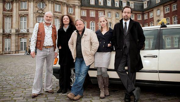 Tatort-Team Münster. - Foto: WDR/Martin Menke