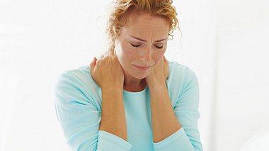 Nackenschmerz lösen und vorbeugen