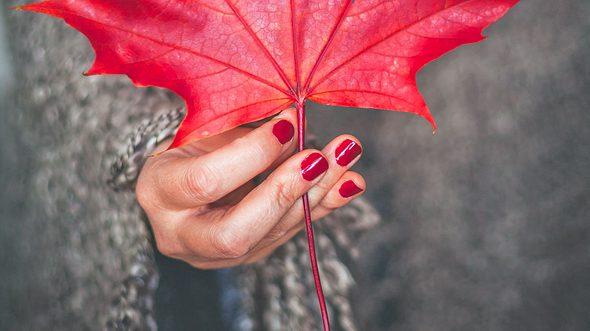 Mit Nagellack in den richtigen Farben bringen Sie Ihre Finger zum Strahlen. - Foto: deiata / iStock