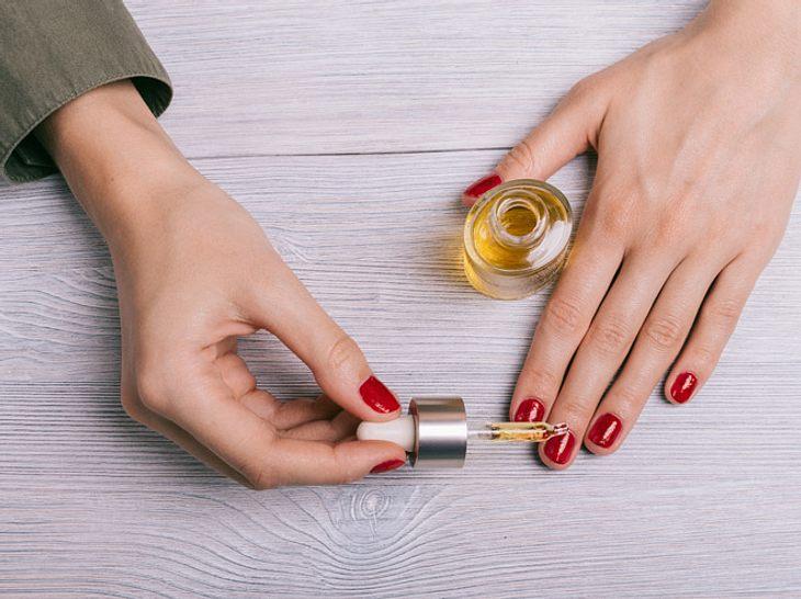 So machen Sie Nagelöl einfach selber
