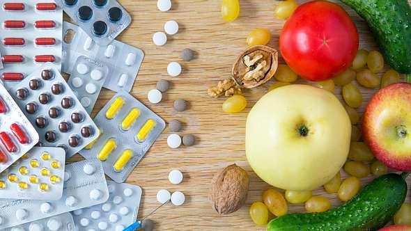 Nahrungsergänzungsmittel sind oft viel zu hoch dosiert