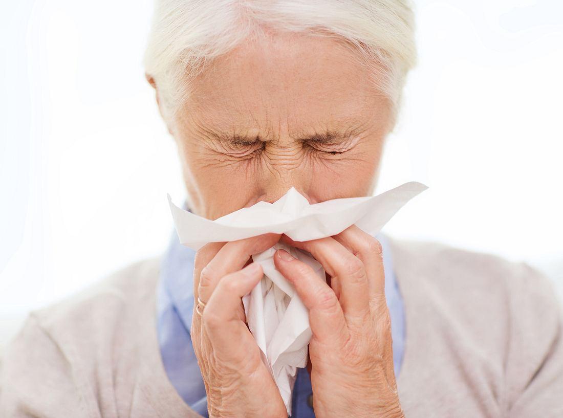 Beim Nase putzen gilt es ein paar Dinge zu beachten.