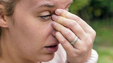 Die Ursachen und Symptome von Nasenpolypen.  - Foto: dragana991 / iStock