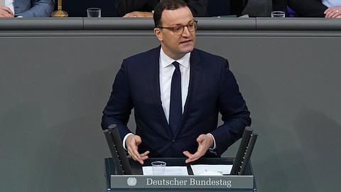 Bundesgesundheitsminister Jens Spahn.  - Foto: Sean Gallup / Staff / Getty Images