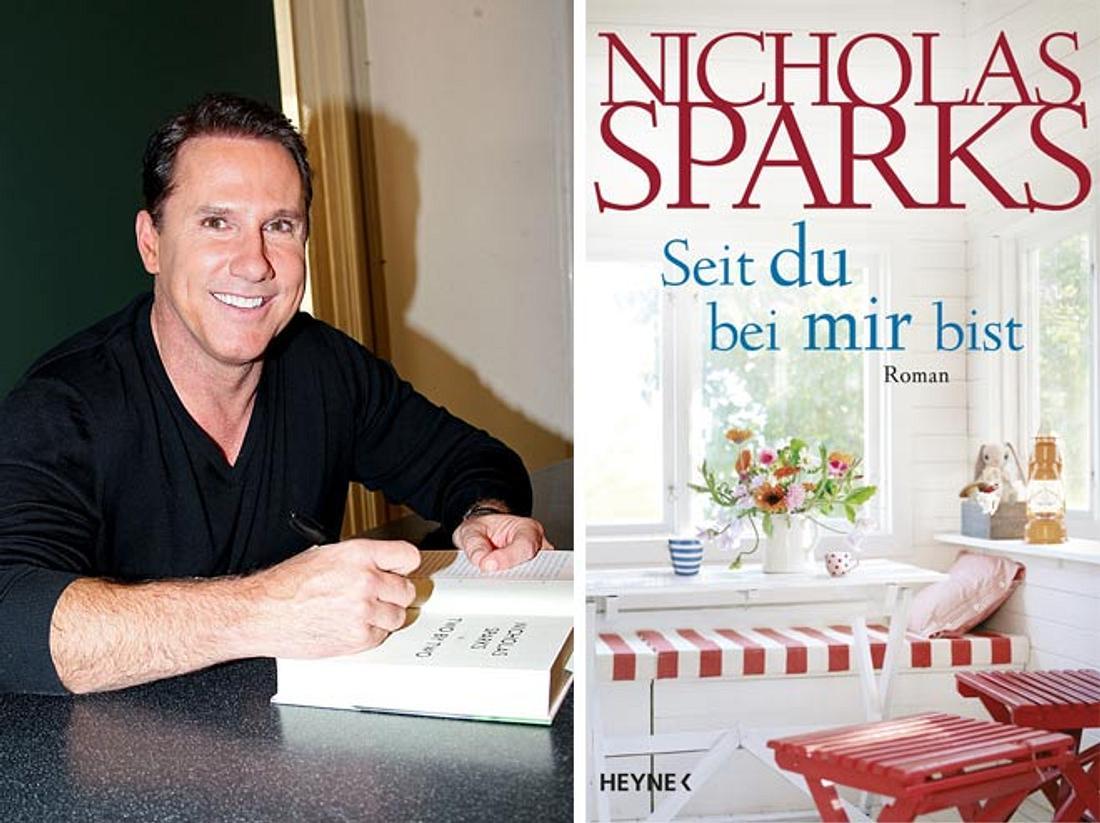 Nicholas Sparks, Seit du bei mir bist
