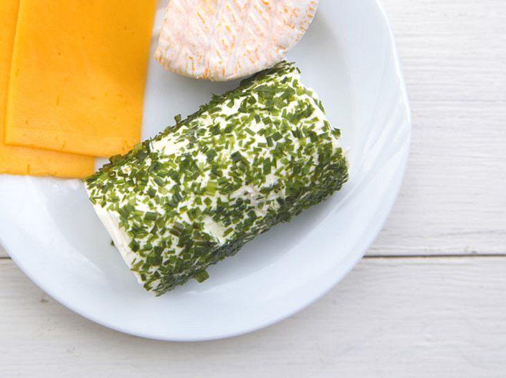 In Frischkäse kann sich Gelatine verstecken, die nicht vegetarisch ist.