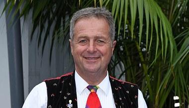 Norbert Rier von den Kastelruther Spatzen. - Foto: Tristar Media / Getty Images