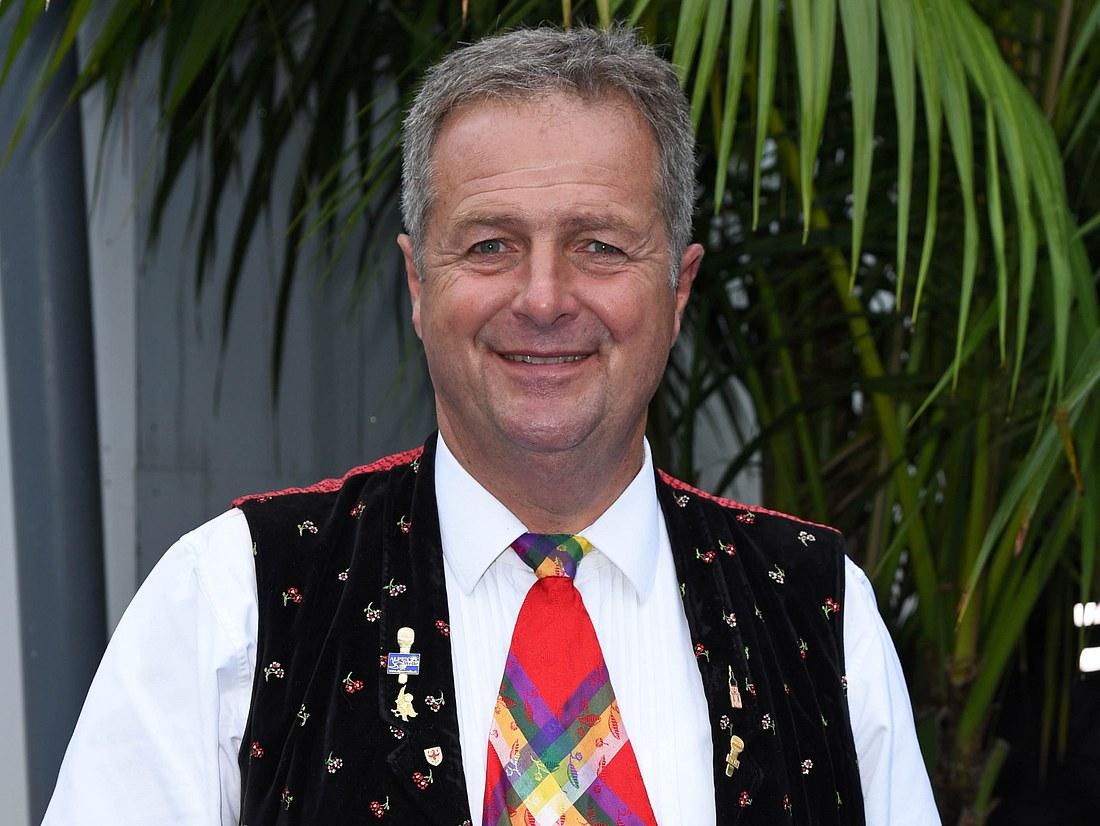 Norbert Rier von den Kastelruther Spatzen.