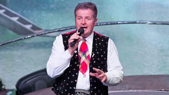 Norbert Rier bei einem Auftritt in Berlin. - Foto: Frank Hoensch/ Redferns via Getty Images