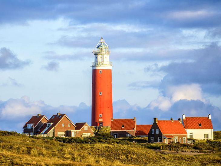 Die Insel Texel in der Provinz Nordholland ist immer eine Reise wert.