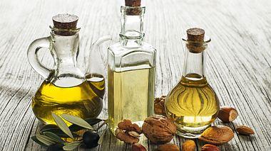 Oliven-, Erdnuss-, Kürbiskern-Öl und Co.