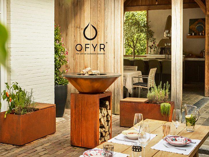 OFYR - der Outdoor Cooking Trend.