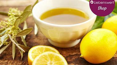 Olivenöl – das Hausmittel für schöne Haare! - Foto: GSPictures/iStock