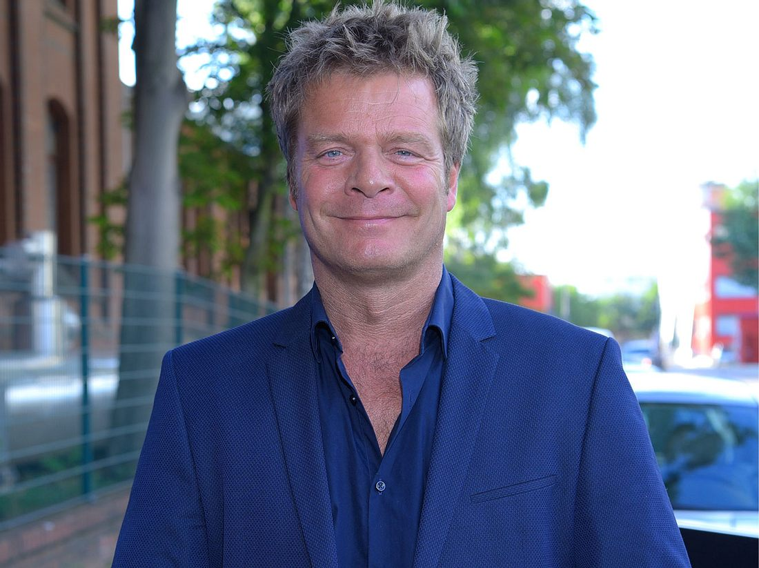 Fernsehmoderator OIiver Geissen