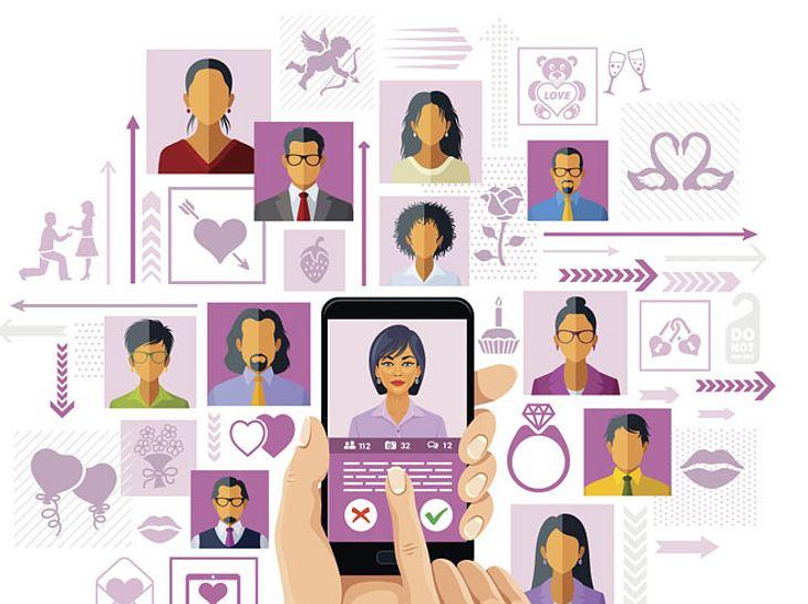 Beispiele für Dating-Profile, die funktionieren