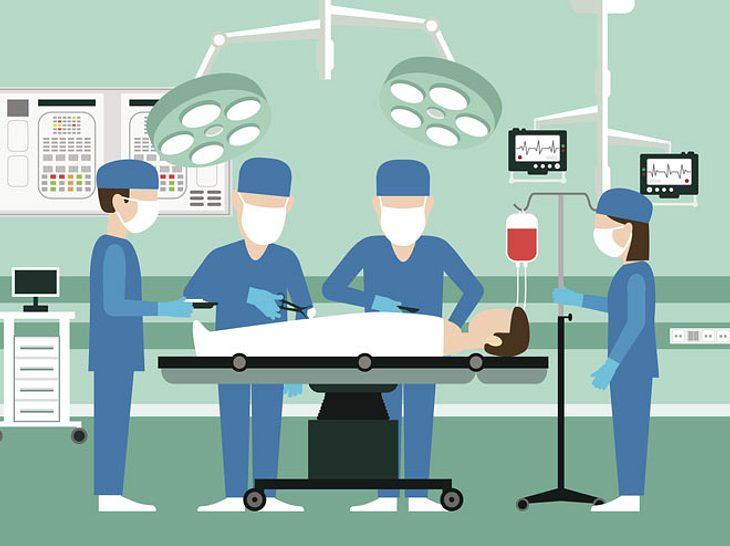 Operieren oder abwarten: Wie soll ich mich entscheiden?