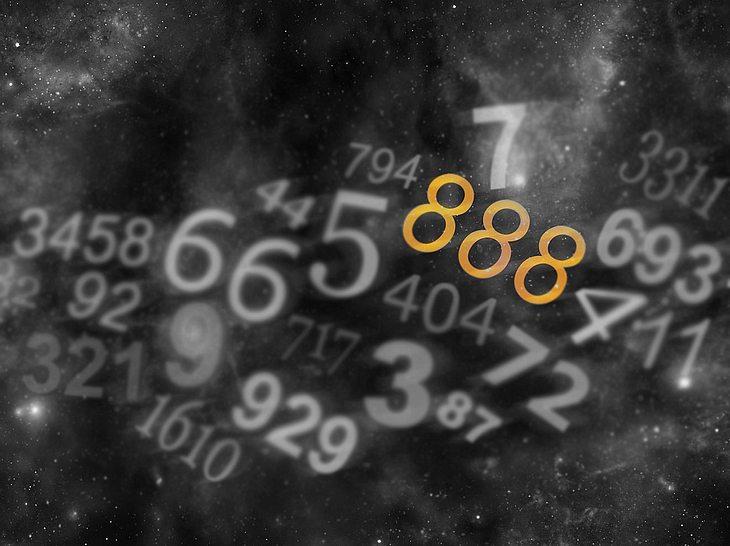 Lesen Sie hier, was Dreifachzahlen zu bedeuten haben.