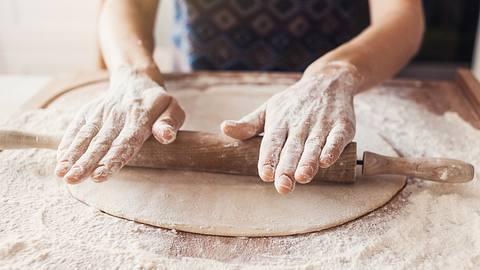 Original italienischer Pizzateig: Das Rezept