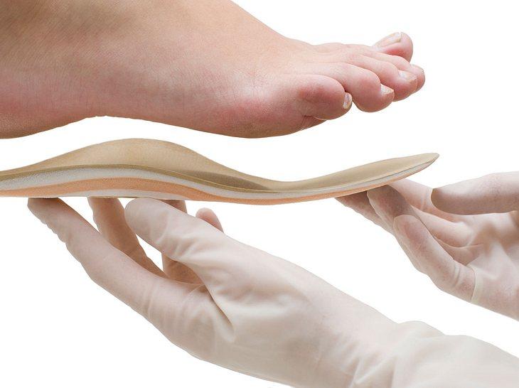 Welche orthopädische Einlage ist die richtige?
