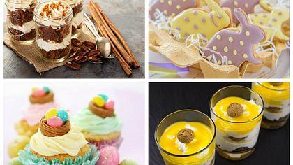 Oster-Desserts: Rezepte für den Nachtisch - Foto: iStock (4)