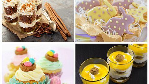 Süße Osterdesserts für Ihre Gäste und Sie