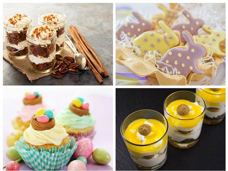Oster-Desserts: Rezepte für den Nachtisch