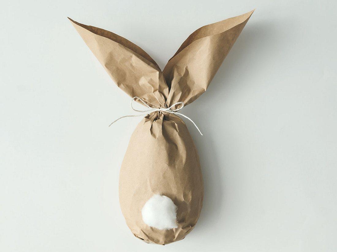 Ostergeschenke selber machen: Hübsch verpackt im Osternest