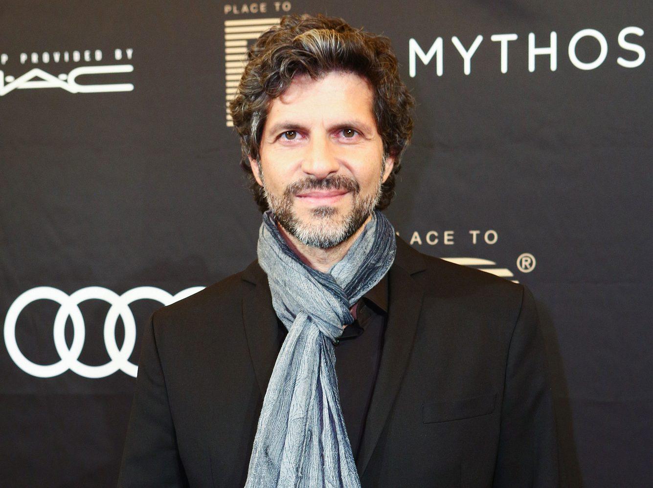Schauspieler Pasquale Aleardi