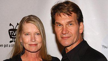 Patrick Swayze mit seiner Ehefrau Lisa Niemi - Foto: Jean-Paul Aussenard/WireImage via GettyImages