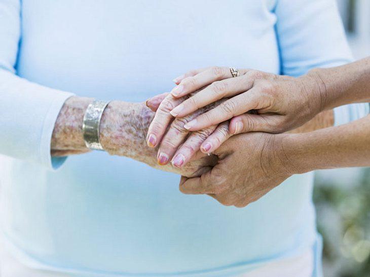 Wie Sie eine verdiente Pause von der Pflege nehmen können