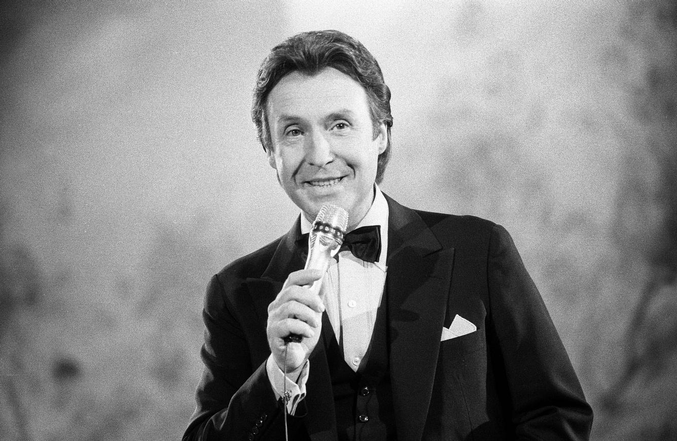 Peter Alexander, hier 1984, war einer der größten deutschsprachigen Entertainer.