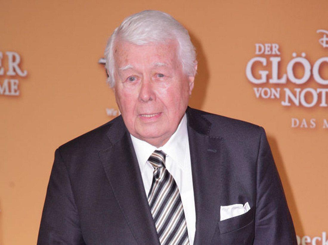 Peter Weck heute - So lebt der Schauspieler in Wien