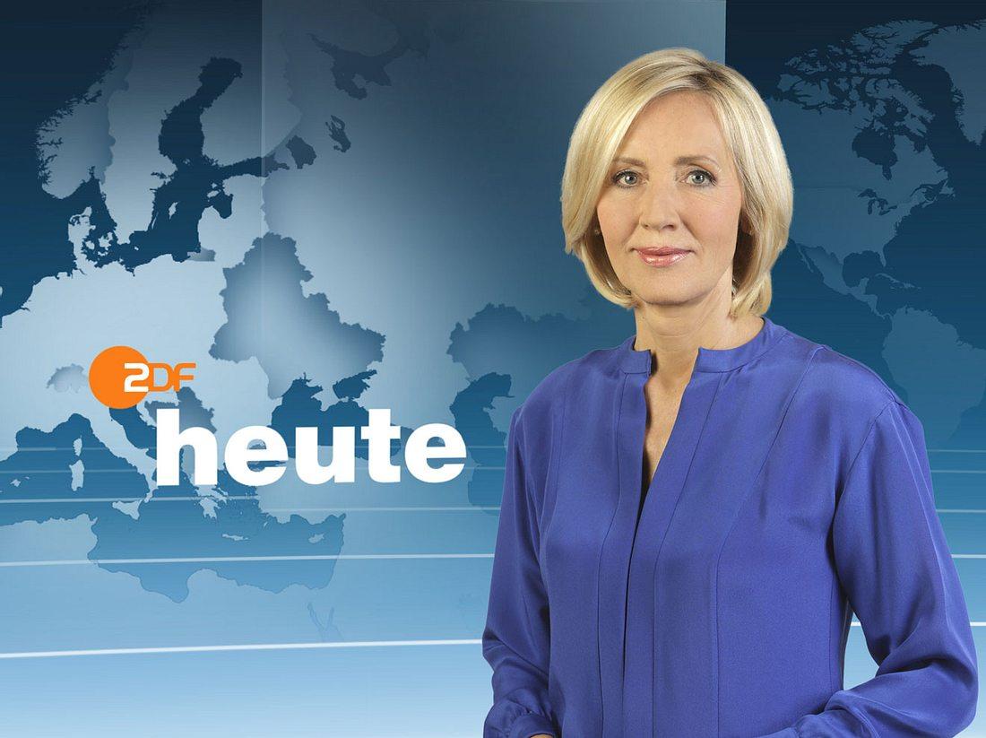 Petra Gerster wird bald nicht mehr das ZDF-Magazin heute moderieren.