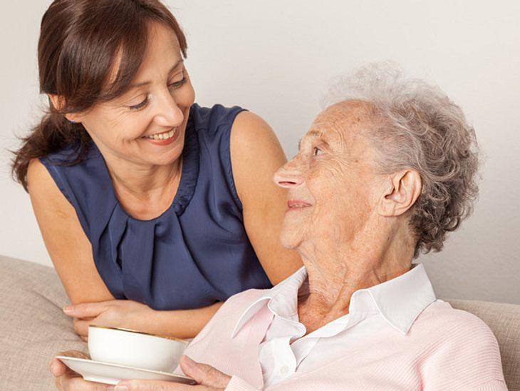 Demenz: Tipps für Angehörige